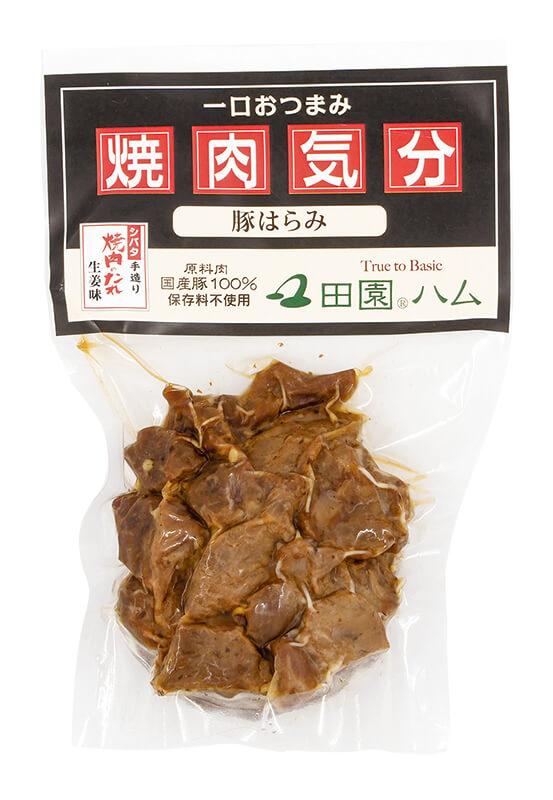 焼肉気分 豚はらみくんせい シバタ焼肉のたれ  300円(税込324)