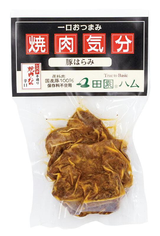 焼肉気分 豚はらみくんせい シバタ焼肉のたれ 辛口 300円(税込324)